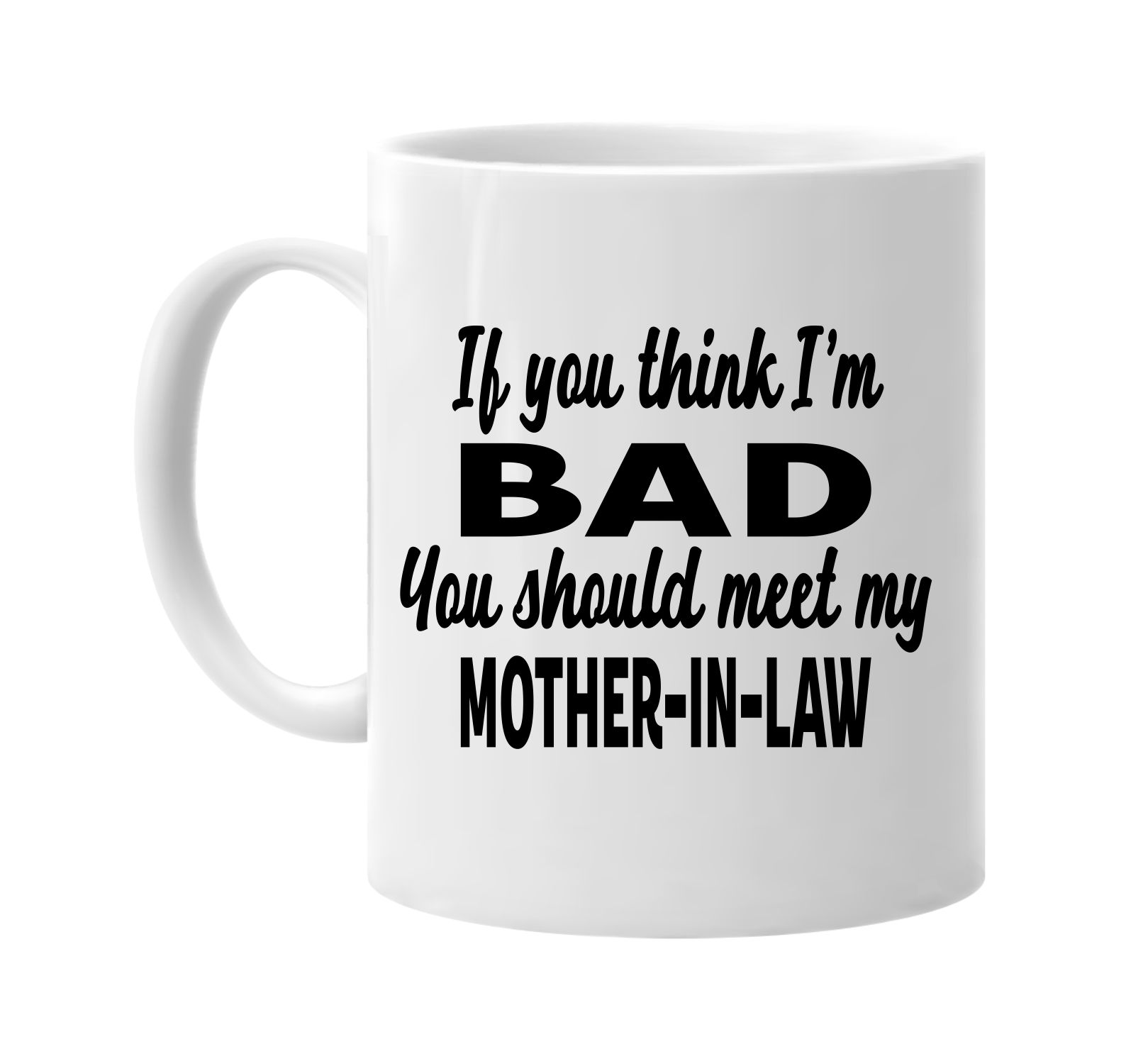 Best Mug For Mother In Law - Personalized Gift – Magic Proposal
